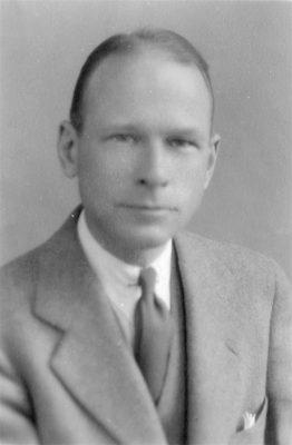 Walter Antrim, c. 1930
