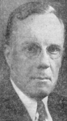 Walter Thompson Karcher (1881-1953), B.S. 1901