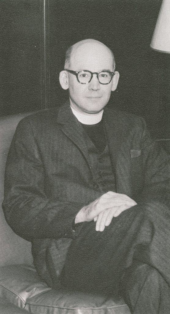Edward G. Harris, 1961