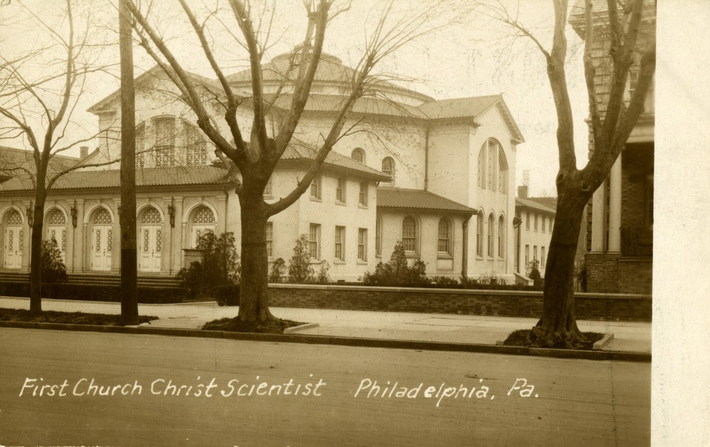 First Church of Christ, Scientist, c. 1915