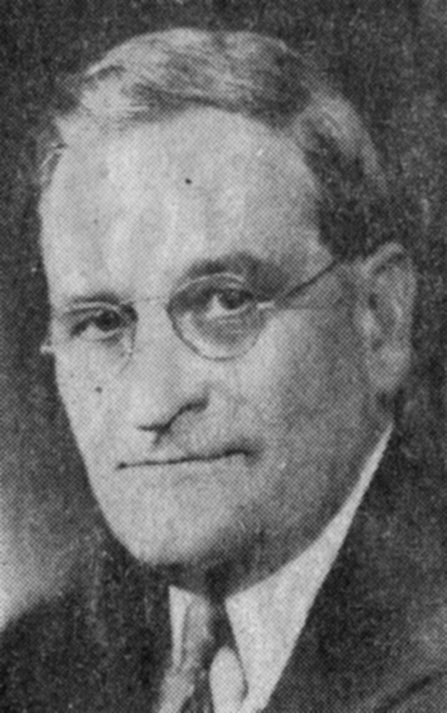 Kenneth L. M. Pray, c. 1945