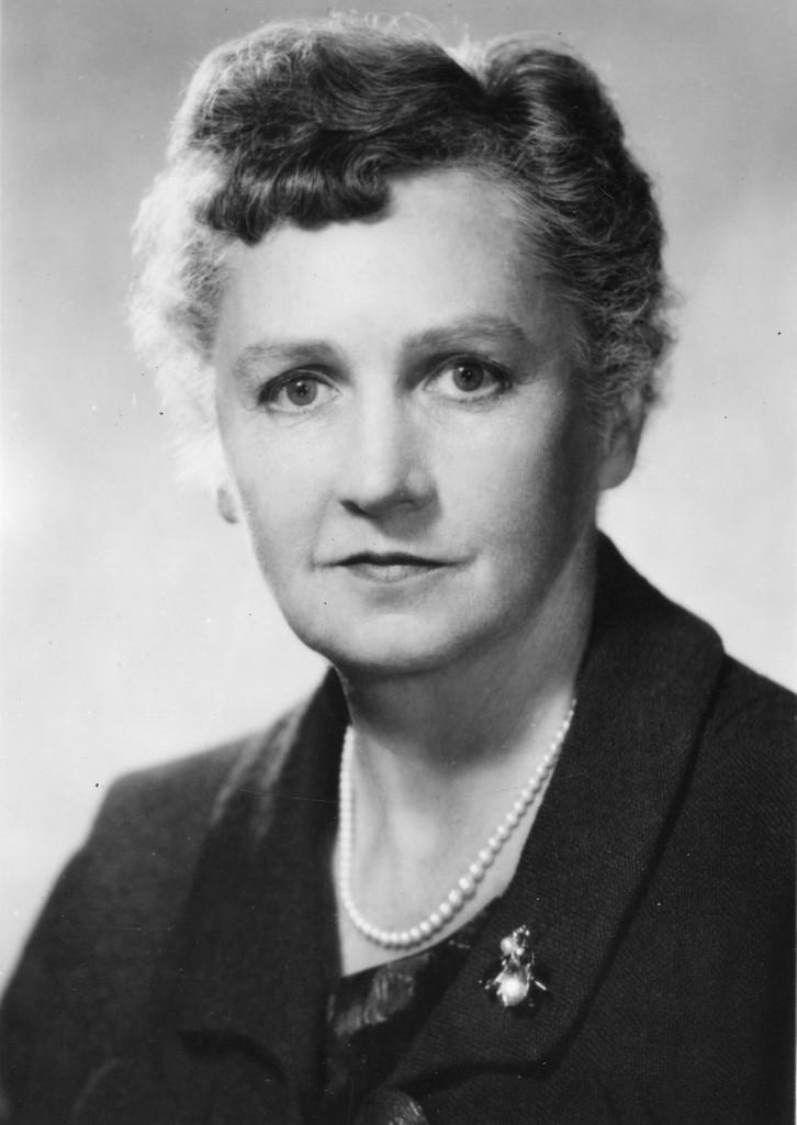Ruth Elizabeth Smalley, c. 1965